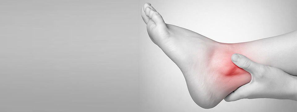 sports foot and ankle pain